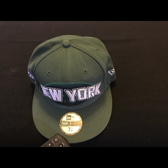 New Era New York Jets Fitted 7 1/8